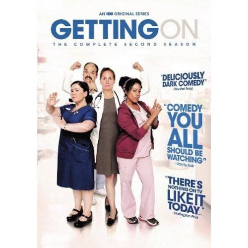 Getting on:Complete second season (DVD)