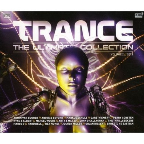 Trance The Ultimate Collection 2011, Vol. 3 [CD]