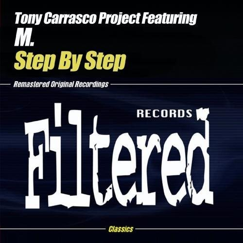 TONY PROJECT CARRASCO - STEP BY STEP
