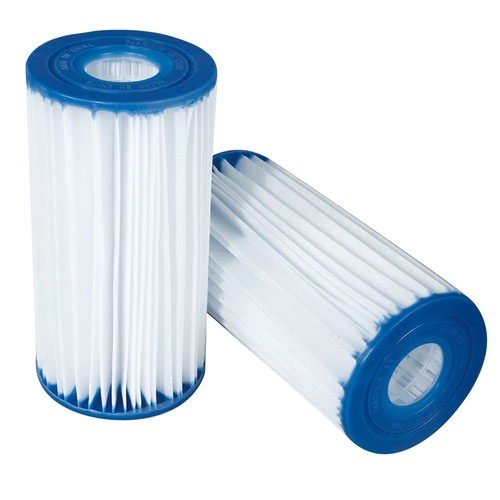 Summer Waves Type C Replacement Pool Filter Cartridge (Pack of 4)