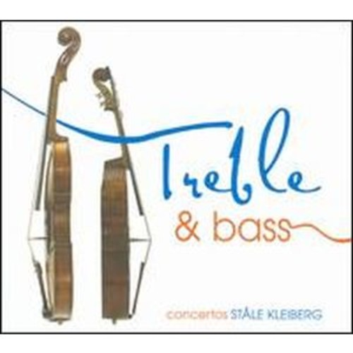 Treble & Bass: Concertos by Stle Kleiberg By Gran Sjlin (Super Audio CD (SACD))