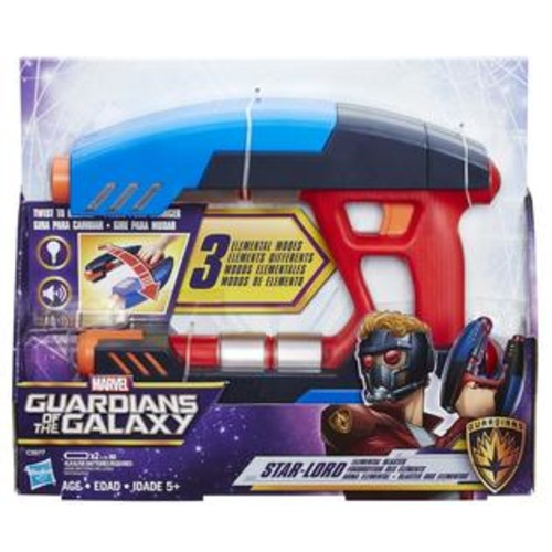 Hasbro,Marvel,Disney Marvel Guardians of the Galaxy Hero Play - Star-Lord Elemental Blaster