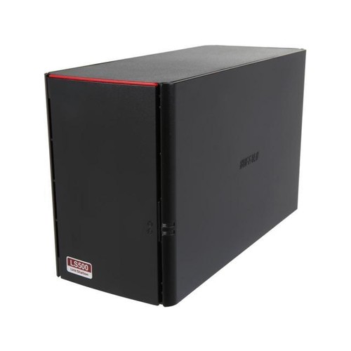 LinkStation 520 4TB Personal Cloud Storage with Hard Drives Included (LS520DN0402)