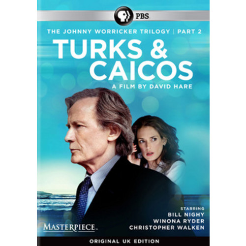 The Johnny Worricker Trilogy: Turks & Caicos (DVD)