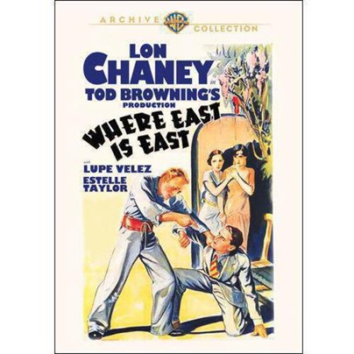 Where East Is East [DVD] [English] [1929]
