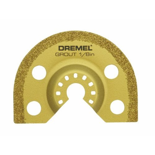 Dremel MM500 1/8-Inch Multi-Max Carbide Grout Blade