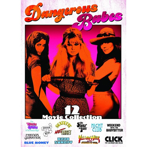 Dangerous Babes: 12 Movies Collection