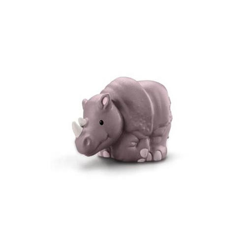 Fisher-Price Little People Rhinoceros Figure