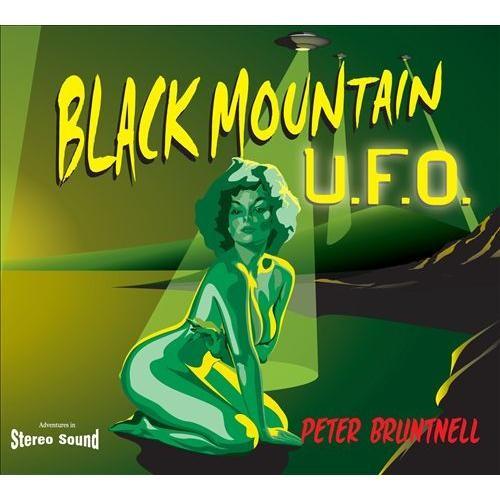 Black Mountain U.F.O. [Digipak] - CD
