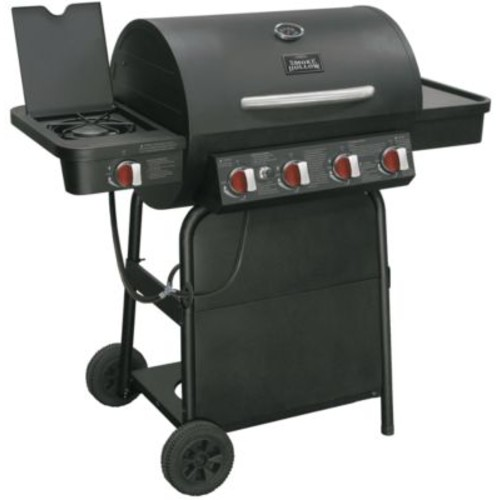 Smoke Hollow Four-Burner Gas Grill