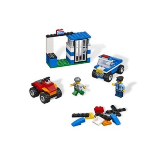 LEGO City Police Patrol Boat #60129