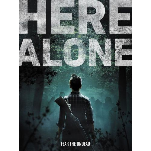 Here Alone [DVD] [2016]