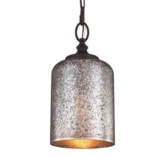 Hounslow Oil Rubbed Bronze 1-light Mini Pendant