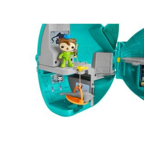 Fisher -Price Octonauts Midnight Zone Gup-A Playset
