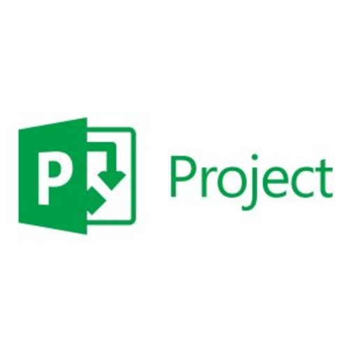 Microsoft Project Professional 2016 - Box pack - 1 PC - medialess - Win - English (H30-05451)