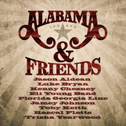 Alabama & Friends [CD]
