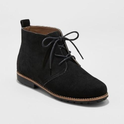 Women's Mountain Sole Amberley Chuccka Boots - Black