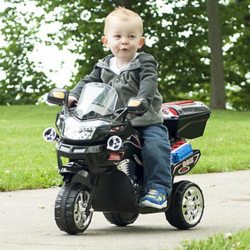 Lil' Rider...