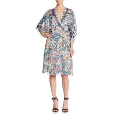 BCBGMAXAZRIA - Krystie Kimono Dress