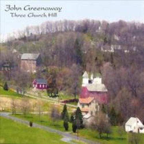 Three Church Hill [CD]