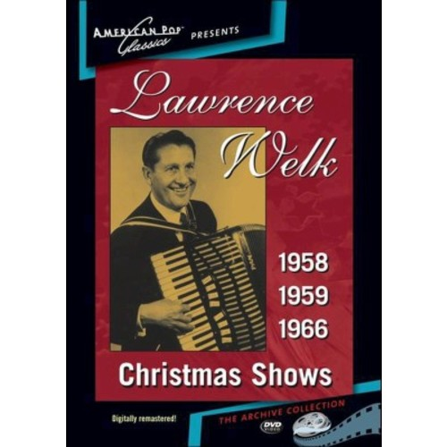 Lawrence Welk: Christmas Shows 1958, 1959, 1966 [DVD]
