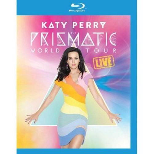 The Prismatic World Tour (Blu-Ray)