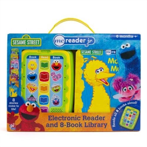 Me Reader Jr. - Sesame Street Book