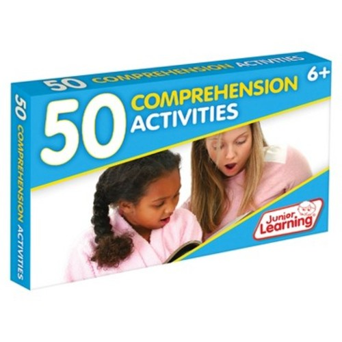 Junior Learning 50 Comprehension Activities