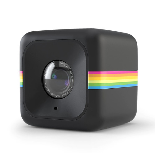 CUBE+ Lifestyle Action Camera (Black)