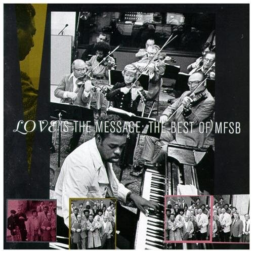 Best Of-Love Is The Message CD