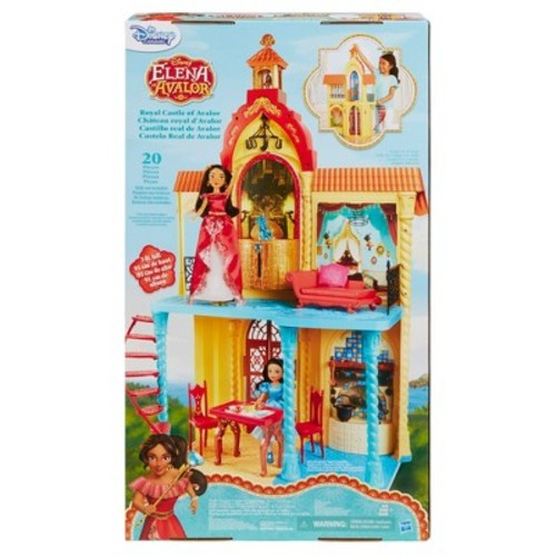 Disney Elena of Avalor Royal Castle of Avalor