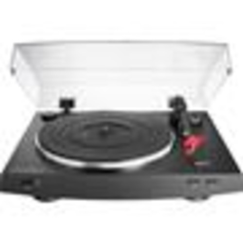 Audio-Technica AT-LP3 (Black) Fully automatic belt-drive turntable with built-in phono preamp
