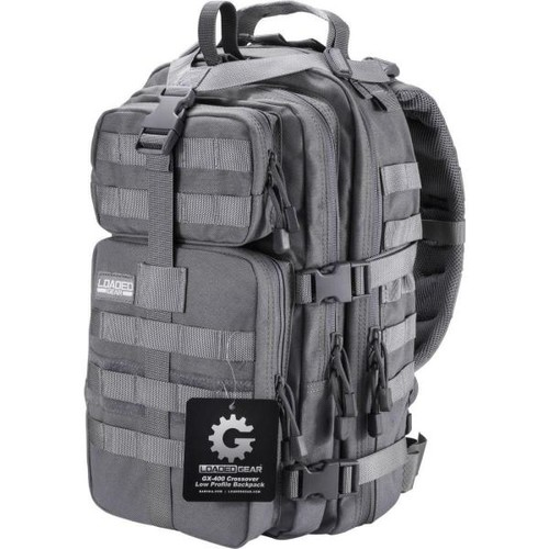 Loaded Gear GX-400 Crossover Backpack (Gray)