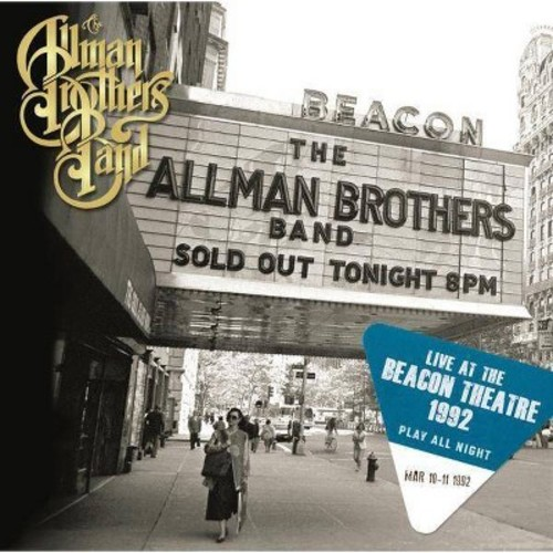 Allman Brothers Band - Play All Night: Live At The Beacon Theater 1992