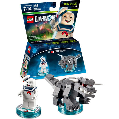 WB Games - LEGO Dimensions Fun Pack (Ghostbusters: Stay Puft)
