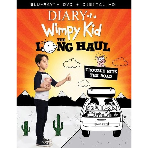 Diary of a Wimpy Kid: The Long Haul [Blu-ray] [2017]