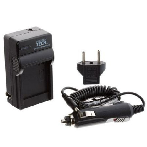 Adorama PT-89 AC/DC Rapid Battery Charger for GoPro AHDBT-401 Hero4 Battery PT-89