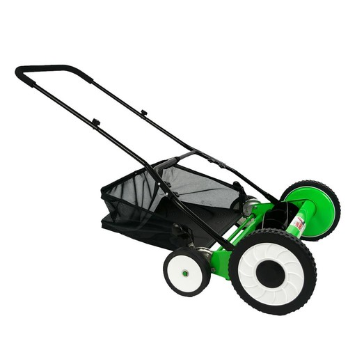 Durostar 20 in. Walk-Behind Manual Push Reel Mower