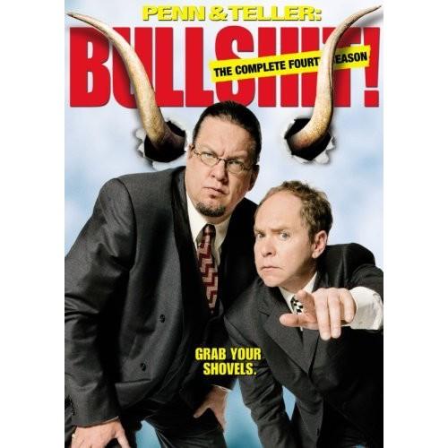 Penn & Teller - Bullsh*t - The Complete Fourth Season