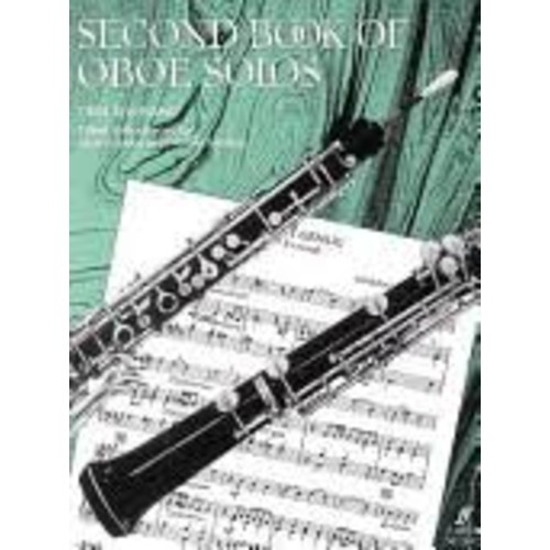 Second Book of Oboe Solos [Book]