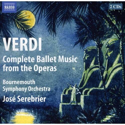 Verdi: Ballet Music from the Operas [CD]