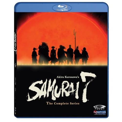 Samurai 7: The Complete Series [3 Discs] [Blu-ray]