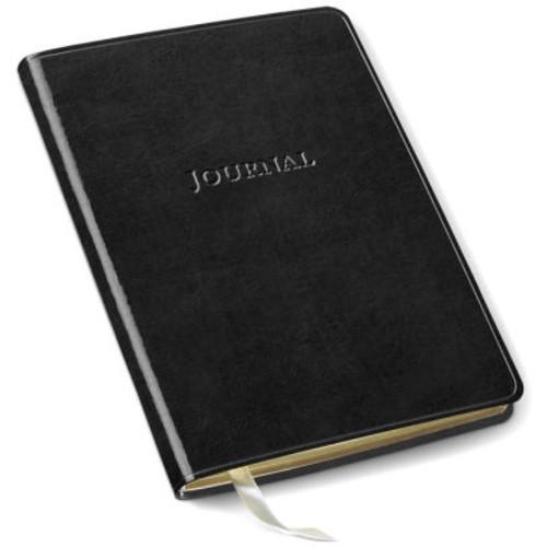 Black Bonded Leather Journal 6