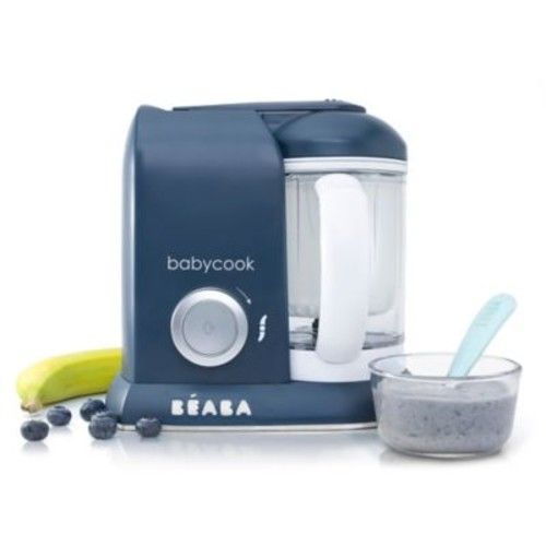 BABA Babycook Baby Food Maker in Navy
