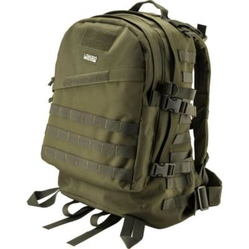 BARSKA Loaded Gear GX-200 Tactical Backpack in Olive Drab Green