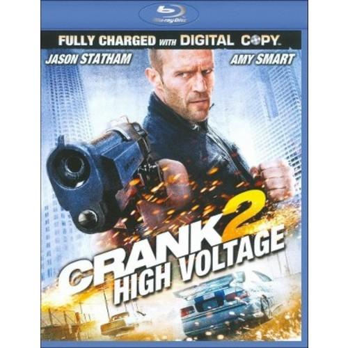 Crank 2: High Voltage (Special Edition) (2 Discs) (Includes Digital Copy) (Blu-ray)