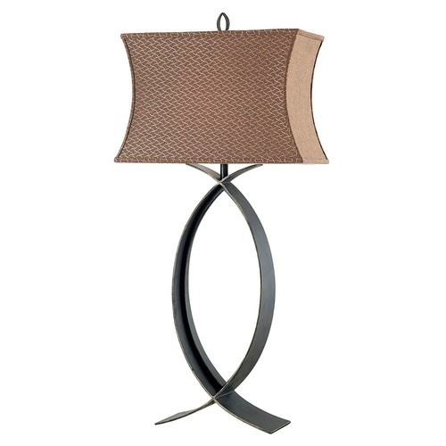 Kenroy Home Pisces 32 in. Oil-Rubbed Bronze Table Lamp