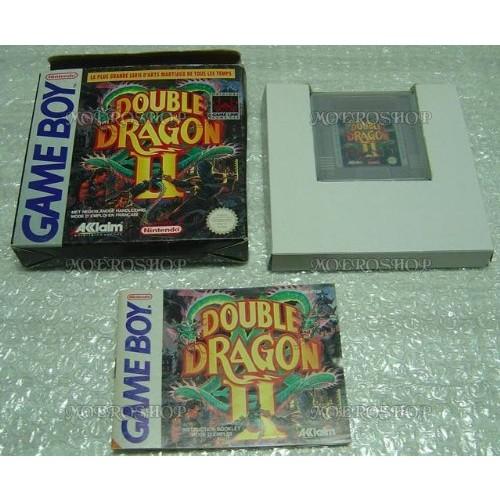 Double Dragon II: game boy: Video Games [Disc, Game Boy]