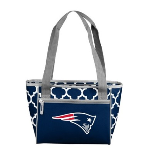 Logo Chair NFL New England Patriots 16-Can Cooler Tote