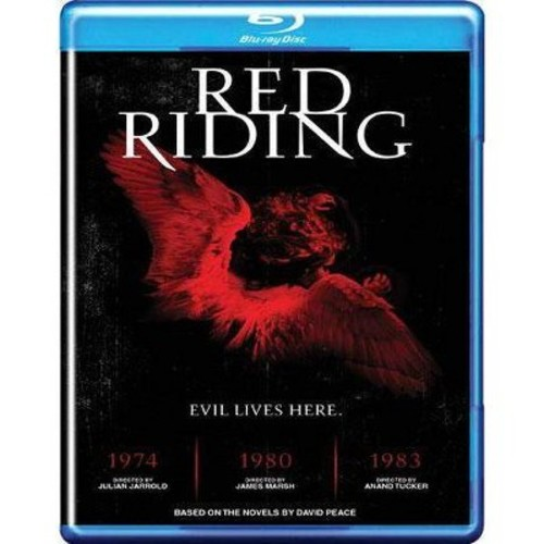 The Red Riding Trilogy [2 Discs] [Blu-ray]
